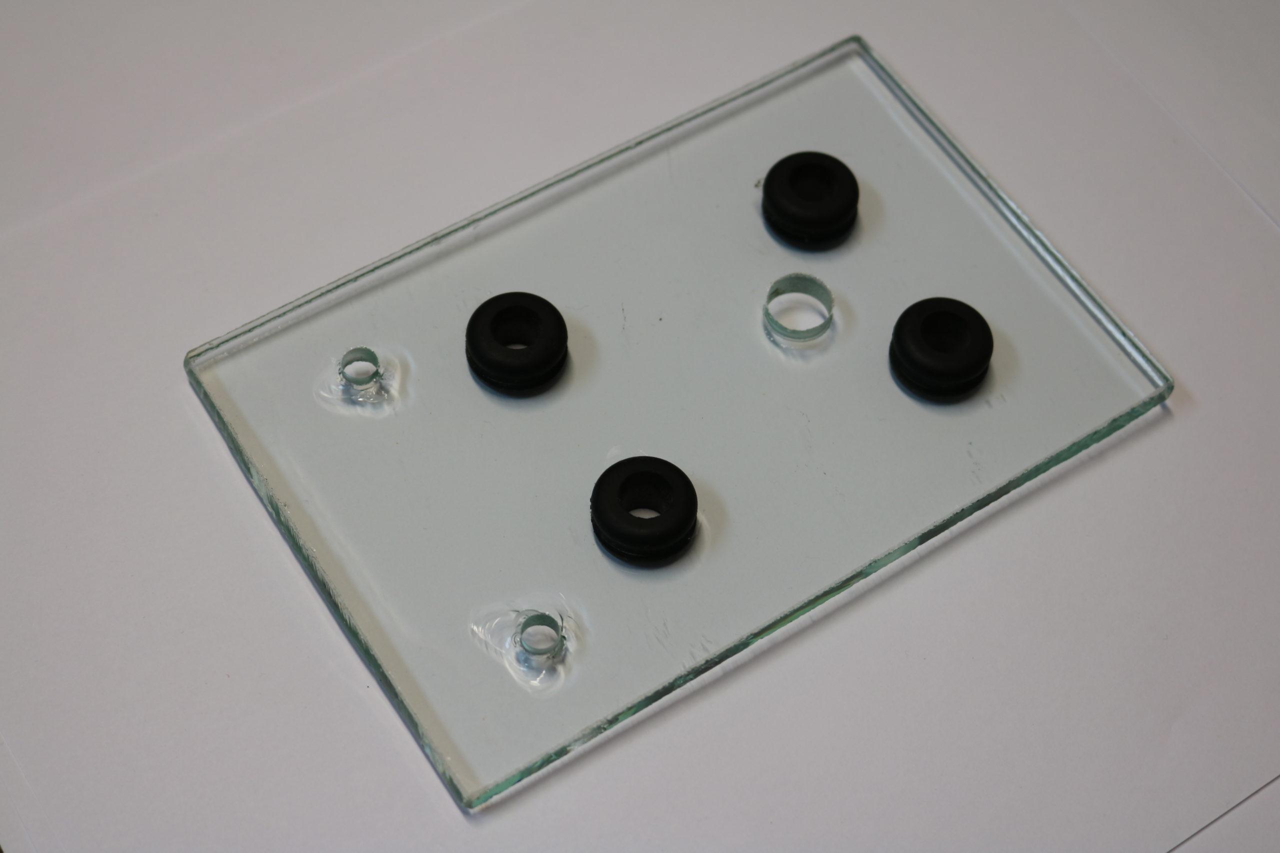 verre trempée